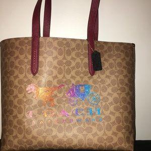Coach Rexy purse